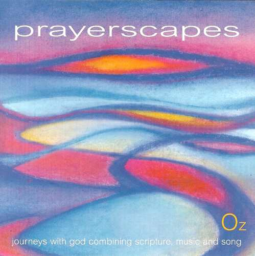 Prayerscapes First Album CD Cover