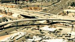 motorways intersecting